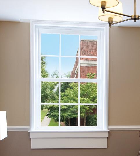 Fiberglass double hung windows for Fiberglass replacement windows