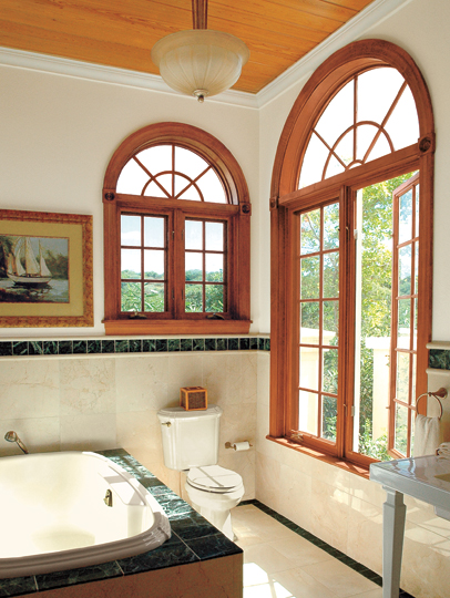 Round top windows by marvin for Round top windows
