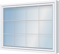 Vinyl Fixed Windows