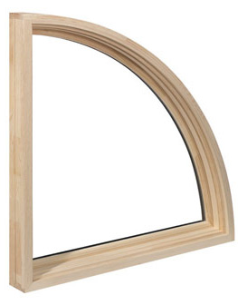 Round Top Windows By Marvin