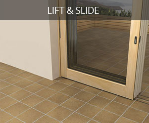 Lift & Slide Doors