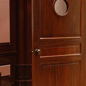 Lovely Sound Doors