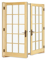 Integrity By Marvin Inswing French Doors