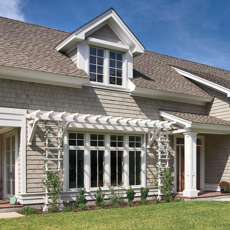 Custom Wood Casement & Awning Windows